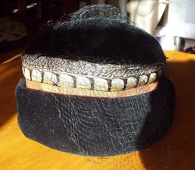 Women's Vintage 1930's 30's Hat by Patrice