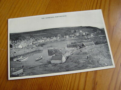 TOP1980 - Postcard - The Harbour, Portpatrick