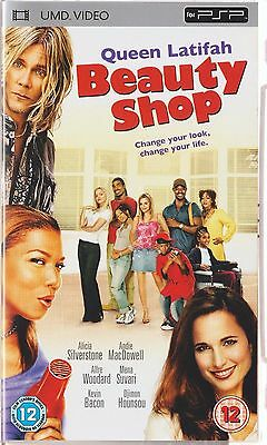 ��  ●● BEAUTY SHOP ●● UMD Movie  Keshia Knight Pulliam, Queen Latifah for PSP