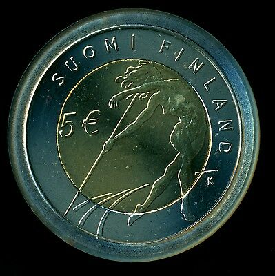 5 € Finland 2005 World Championship in Athletic