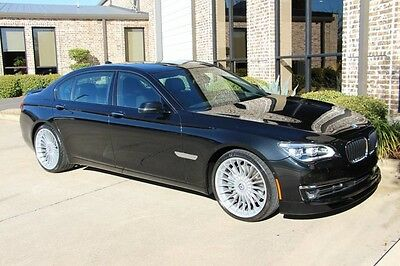 2014 BMW 7-Series  Alpina Luxury Rear Seating Driver Assistance Plus Bang & Olufsen Active Cruise