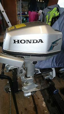 5hp honda outboard engine