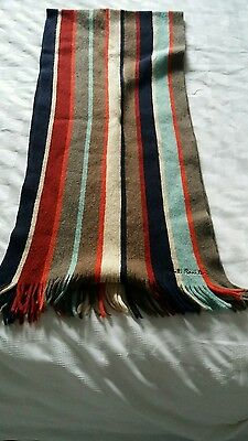 Paul Smith scarf casuals