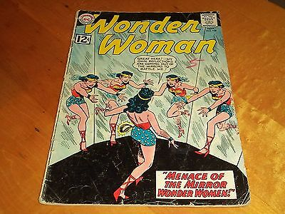 Wonder Woman Issue # 134 DC Comics 1962 1942-1986 1st Series Silver Age