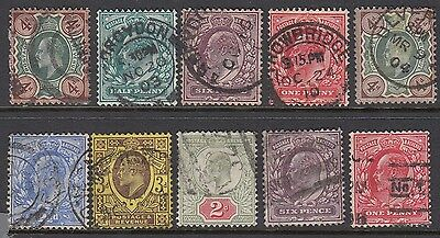 KEVII Stamp Group