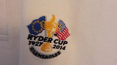 Ryder Cup Gleneagles 1927-2014 Polo Shirt