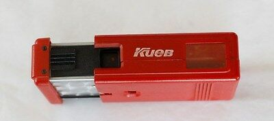 Kiev KUEB 303 Micro Camera rouge avec housse / with case