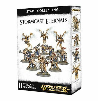 Age of Sigmar Stormcast Eternals Start Collecting!