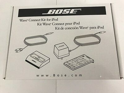Bose Wave Radio Connect Kit for iPod - NEW