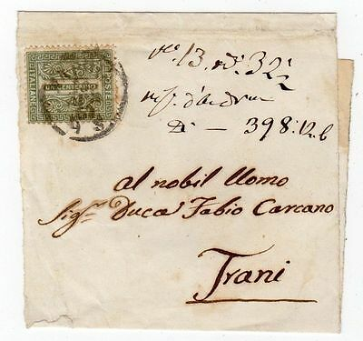 Italy: 1867 Wrapper (T277)