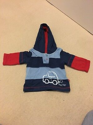 0-3 Months Boys Mother Care Thin Jumper