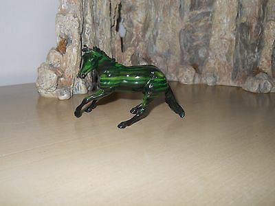 Peter Stone 2013 Equilocity Malachite Chips Cutting Horse