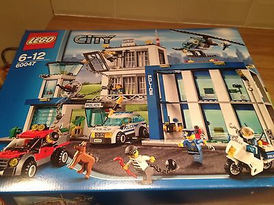 Lego CITY 60047 Police Station Brand new,factory sealed