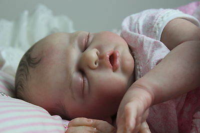 Reborn Baby Girl Katriona Donnelly By Vahni Gowing