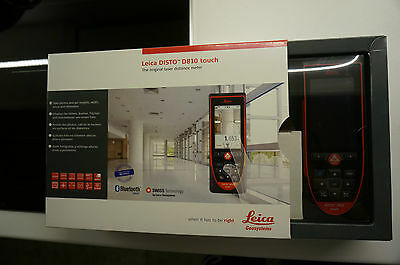 NEW*** Leica Disto D810 Touch Latest Model 250m ***