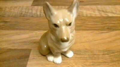szeiler dog ornament corgi figure