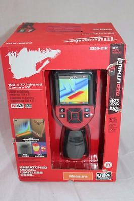Milwaukee 2258-21H M12 102 X 77 Infrared Camera Kit NEW!!