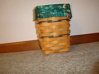 Longaberger 1996 Medium Spoon Basket