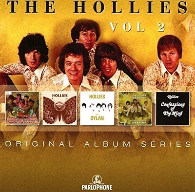 The Hollies-Original Album Series Vol 2  (US IMPORT)  CD NEW