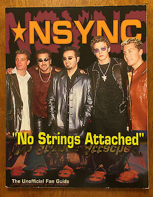 NSYNC No strings attached unofficial fan guide 2000