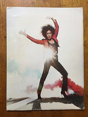 Grace Slick Welcome to the wrecking Ball photo souvenier album introduction 1980