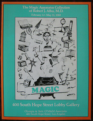 The Magic Apparatus Collection of Robert J. Albo, M.D. – Supplement