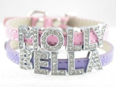 Personalized Collar with your cat's name on