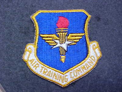 Old Original Us Army Air Training Command Shoulder Insignia Patch