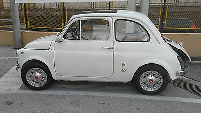 1972 Fiat 500 PERFECT Fiat 500 Abarth 695