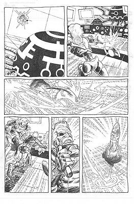Fear agent issue 32 page 6