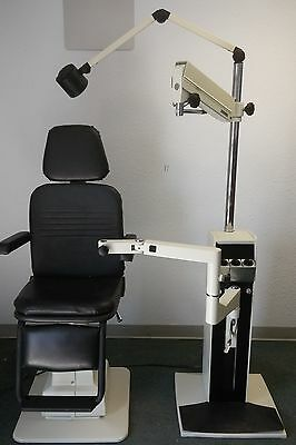 Reliance 5200 Chair Reliance 7700 Toe Kick Stand w/ Charging wells