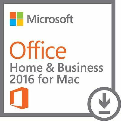 MICROSFT. Office 2016 FOR MAC PC FULL VERSION , NOT SUBSCRIPTION Quick service !