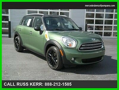 2016 Mini Countryman Cooper Premium Pkg Moonroof Clean Carfax 2016 Cooper Premium Moonroof We Finance and assist with Shipping