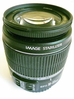 Canon EF-S 18-55mm f/3.5-5.6 IS Lens ***IMMACULATE CONDITION***