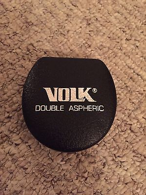 *VOLK Digital Wide Field Double Aspheric Lens With Case, New*