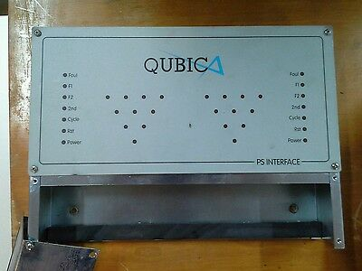 Qubica Amf Ps Pinsetter Interface Box For Brunswick Gs Machines Mod. All Nocable