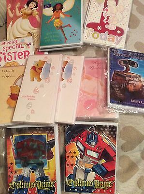 Job Lot Wholesale 80 Mixed Greetings Cards All Brand New
