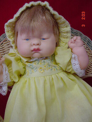 Vintage 1960's Vogue 11In Baby Dear Doll, Eloise Wilkins, Excellent Cond