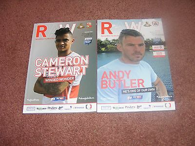 2015/16 Doncaster Rovers v Barnsley
