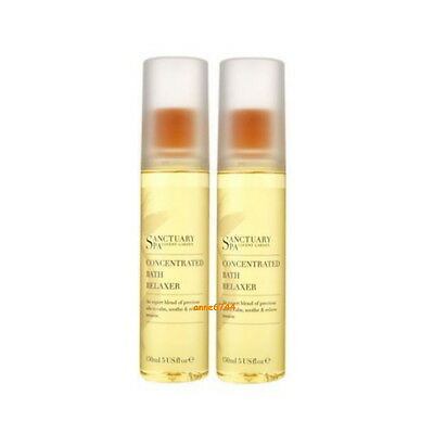 Sanctuary Spa Concentrated Bath Relaxer - 2 x 150ml