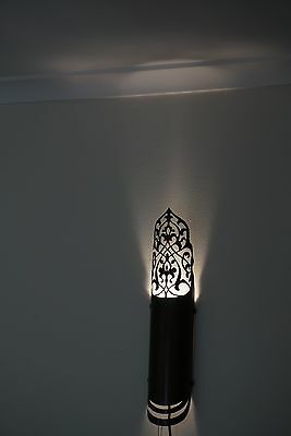 Retro Vintage Old Style Laser-cut  Wall Sconce Light .Lamp Antic Look