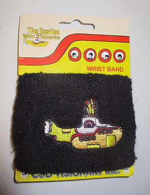 Beatles Yellow Submarine Wrist Band