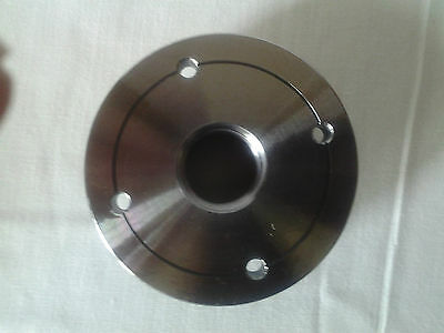 """3"""" Face Plate  Jet, Delta, Any Wood Lathe w/1 X 8TPI faceplate"""