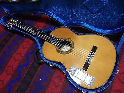 1978 Vintage Yamaha Grand Concert Classical Acoustic Guitar GC-5 (S) w/ Tags!