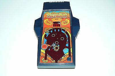 Vintage 1979 Parker Brothers Wildfire electronic pinball handheld game.