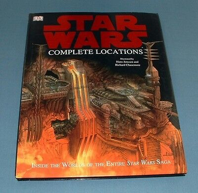 Star Wars, The Complete Locations - Dk Books - 2005