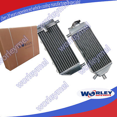 Aluminum Radiator for Yamaha YZ125 2005-2014 06 07 08 09 10 11 12 13