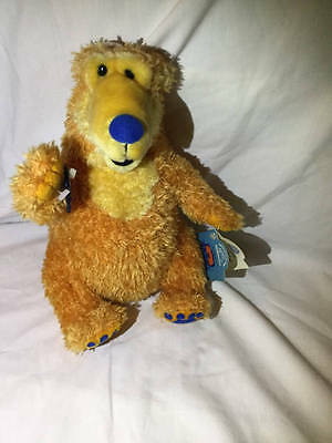 Applause~Bear In The Big Blue House~Plush*bank**