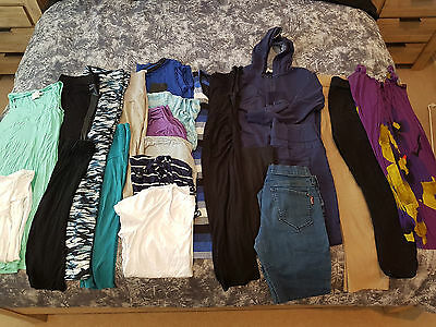 Maternity Dresses Pants Tops Size 8 to 10