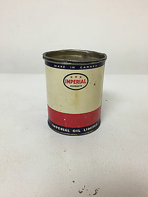 Esso Imperial Oil Limited 3 star Marvelube grease can
